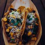 Hongos - Mushroom taco