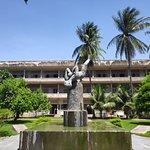 Tuol Sleng Genocide Museum – fotografia