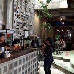 ภาพถ่ายของ leaf & co. cafe
