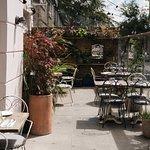 Chicama: terrace