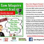 Sam Maguire Passport at a glance ...