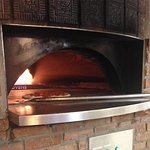 Brevard's only wood-fired pizza oven.