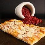tris di pizza