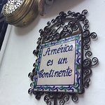 Photo de Hotel America Restaurant