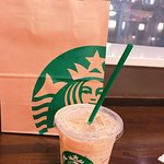 Photo of Starbucks Coffee Black Apron Store Shinjuku Marui Honkan 2nd Floor