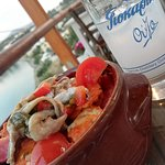 Marinated anchovy of Leros!!