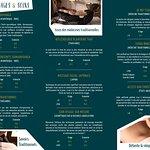 Découvrez les massages & soins et les tarifs proposés par l'Odonate. Venez vous détendre et vous ressourcez grâce aux techniques précises, toniques et libératrices des massages issus des médecines traditionnelles. A recevoir à Lège ou à votre domicile!