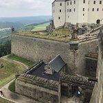 Festungseingang