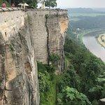 Festung über der Elbe