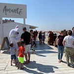 fun at Amante for Easter