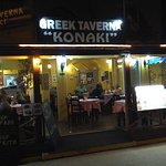 Greek Taverna Konaki