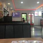 VR fast food