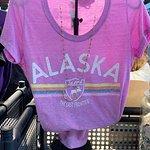 Ladies Alaska tee.
