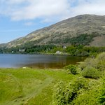 View of Loch Awe from the prow of Kilchurn Castle