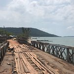Wilds of Cambodia - some of the bridges not so great!