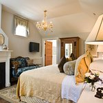 The Camellia Room, located in our carriage house.