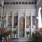 Lefkes.Церковь Святой Троицы