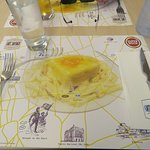 Don't speak Portuguese? Just point to your placemat.