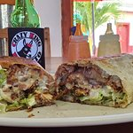 Photo de CRAZY KING Burrito