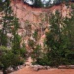 תמונה מProvidence Canyon State Outdoor Recreation Area
