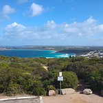 From the lookout