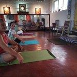 my gurus yoga class