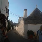 The Trulli are spectacular!