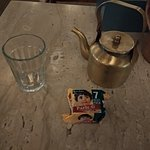 Tea and Kettle, with PARLE-G!!