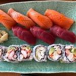 Photo de Blue Ribbon Sushi Bar & Grill - South Beach