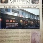 Photo de Millenium Pub&Cafe