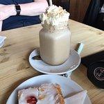 Bilde fra Monsieur Crepe Cafe