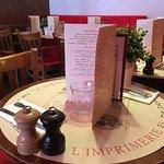 Fotografia lokality Café L' Imprimerie