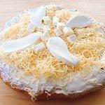 Four Cheese Langos