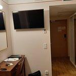 Camera singola vista dal letto