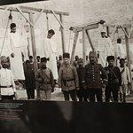 תליית גברים ארמנים על ידי תלייניהשלטון התורכי