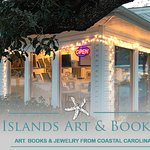 Islands Art and Books