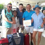 Cancun Airport Transportation - Happy customers!