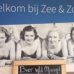 صورة فوتوغرافية لـ Strandpaviljoen Zee en zo