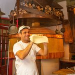 Ilias has been with us for over 10 years, serving the best pizza in the area!