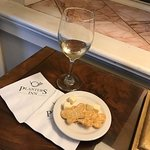 Every day, wine and cheese 5:30 to 7:30 p.m. (same as other Savannah hotels)