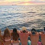 Sunset snorkel cruise
