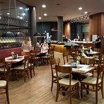 Restaurante Santo Garden Grill - Santa Maria, RS