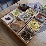 法式環遊世界9宮格套餐