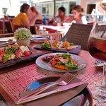 Foto van Bazaar Tapas Bar & Restaurant