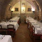 The cellar at Botin