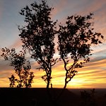 Nascer do sol da Serra do Espirito Santo, experiência desafiadora e recompensadora.