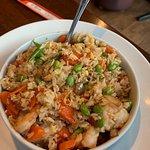 Shrimp Fried Rice - SO good