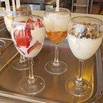 Photo de Petit Café Frozen Yogurt