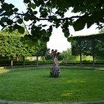 В Ореховно есть регулярный парк и пейзажный.