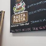 Rasta Pasta Logo
